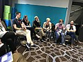 2017 Movement Strategy at Wikimania - participation in session 04-03.jpg