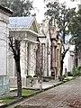 2017 Santiago de Chile - Mausoleos en el Cementerio General.jpg