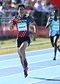 2018-10-16 Stage 2 (Boys' 400 metre hurdles) at 2018 Summer Youth Olympics by Sandro Halank–109.jpg