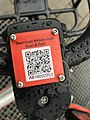 201803 Scan & Fahr sign on DE-Mobike Bicycle.jpg