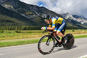 20180924 UCI Road World Championships Innsbruck Men U23 ITT Mark Padun 850 7912.jpg
