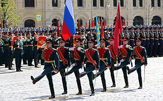 2018 Moscow Victory Day Parade - 2018 Moscow Victory Day Parade
