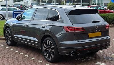 Volkswagen Touareg - Wikiwand
