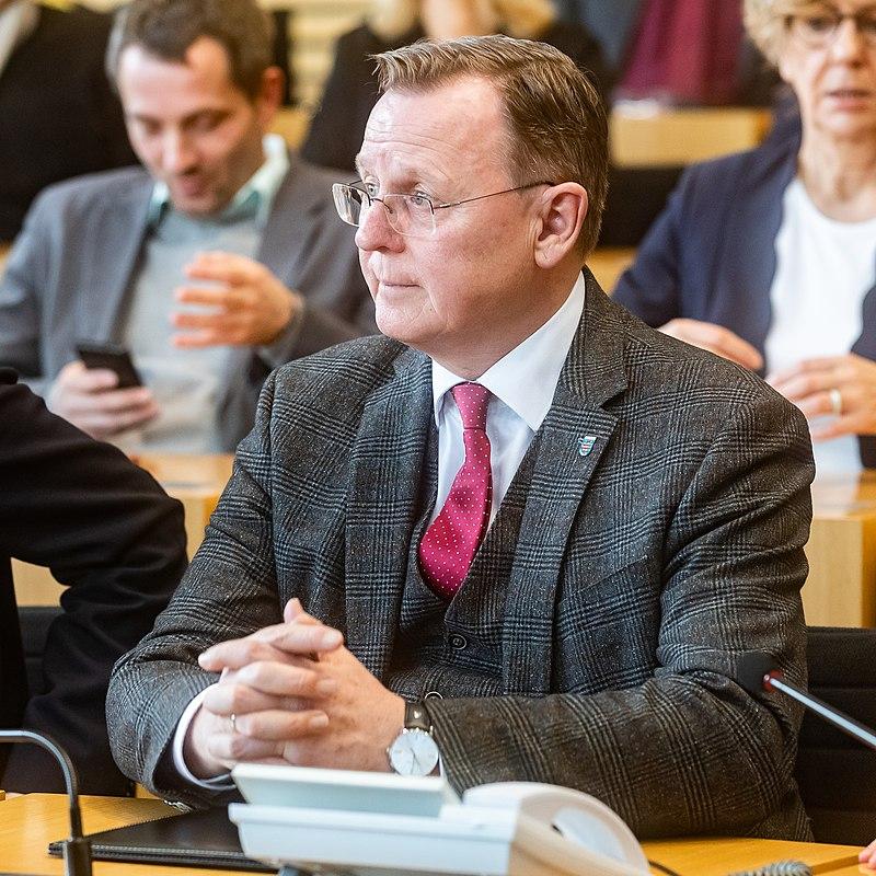 2020-02-05 Thüringer Landtag, Wahl des Ministerpräsidenten 1DX 2760 by Stepro.jpg