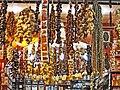 20 Basar Egipci d'Istanbul (Mısır Çarşısı), bitxos, nyores i esponges.jpg