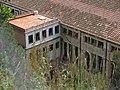 23 Fàbrica Llobet-Guri (Calella), des del Parc Dalmau.jpg