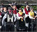 2418-Gaiteiros nas festas do Monte de Santa Margarida na Coruña. (6600149427).jpg