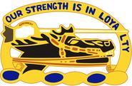 26th Cavalry Distinctive Unit Insignia Right