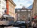 2702 - Innsbruck - Triumphpforte.JPG