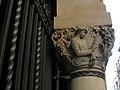281 Seu de la Caixa de Sabadell, capitell d'Eusebi Arnau.jpg
