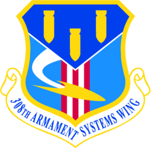 308th Armament Systems Wing - Image: 308th Armament Systems Wing