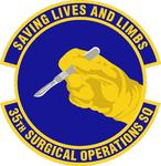 35 Surgical Operations Sq emblem.png
