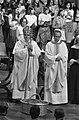 50-jarig priesterjubileum kardinaal Alfrink gevierd met eucharistieviering in Co, Bestanddeelnr 927-4081.jpg