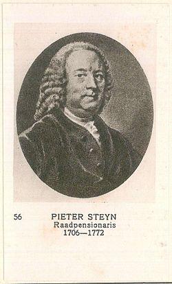 56 Pieter Steyn, Raadpensionaris, 1706-1772.jpg