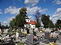 615913 pow. krakowski gm Krzeszowice Sanka Koscol sw. Jakuba Apostola 03.JPG