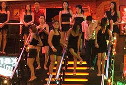 какая страна занимает 1 место по проституции