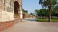 80 rooms for guests, merchants & soldiers at Tomb of Jahangir by Damn Cruze.jpg
