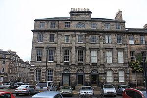 Feliks Janiewicz - 84 Great King Street, Edinburgh