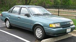 1992-1994 Ford Tempo sedan