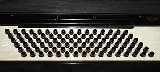 Stradella bass system accordion buttonboard layout system
