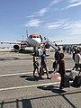 Aéroport de Lyon-Saint-Exupéry en juillet 2018 - 2.JPG