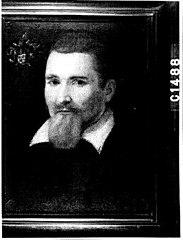 Portret van een lid van de familie Hallincq, wellicht Frans Hallincq (1569-1622)