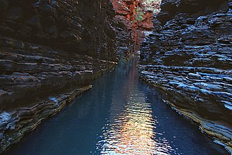 Karijini National Park - Hancock Gorge