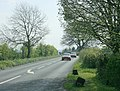A360 heading south to Littleton Panell - geograph.org.uk - 1279048.jpg