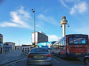 A5038 road - Image: A5038