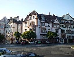 Deschstraße in Aschaffenburg