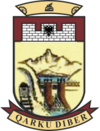 Coat of arms of Dibër County
