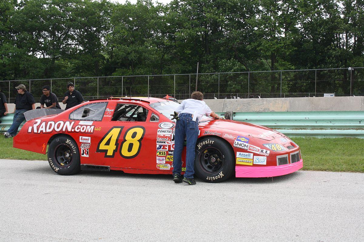Nascar Race Cars >> James Hylton Motorsports - Wikipedia