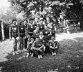 A II. World Gymnaestrada-n szereplő magyar csapat. Fortepan 75044.jpg