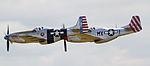 A Pair of Mustang P-51s 2 (5926894011).jpg