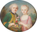 A double portrait, traditionally identified as Louis Alexandre de Bourbon, Prince of Lamballe and his sister Louise Marie Adélaïde, Duchess of Orléans.png
