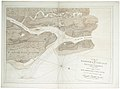 A plan of the harbour of St Augustin in the province of Georgia composed and published from surveys deposited in the Office of the Right Honourable the Lords of Trade RMG K0879.jpg