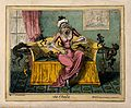 A woman suffering the pain of cholic; illustrated by demons Wellcome V0010874.jpg