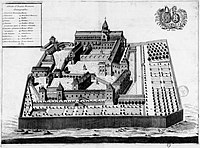 Abbaye Saint-Jean-de-Réome dans Monasticon Gallicanum.jpg