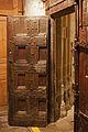 Abbaye Saint Robert de La Chaise Dieu-Vantail de la porte d'entrée-201121007.jpg