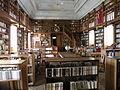 Abbaye de Mondaye - Bibliothèque 01.JPG