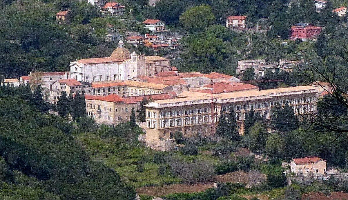 Basilica abbaziale di san martino delle scale wikipedia for Immagini da colorare di san martino