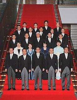 Third Abe Cabinet