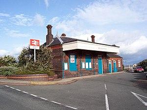 Abergele & Pensarn railway station - Image: Abergele and Pensarn Station