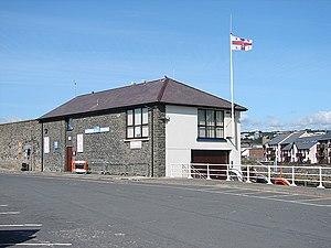 Aberystwyth Lifeboat Station - Image: Aberystwyth Lifeboat Station geograph.org.uk 512404