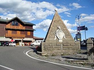 Abetone - Monument in Abetone