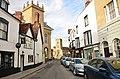 Abingdon-on-Thames, E St Helen street.jpg