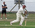 Abridge CC v High Beach CC at Abridge, Essex, England 13.jpg
