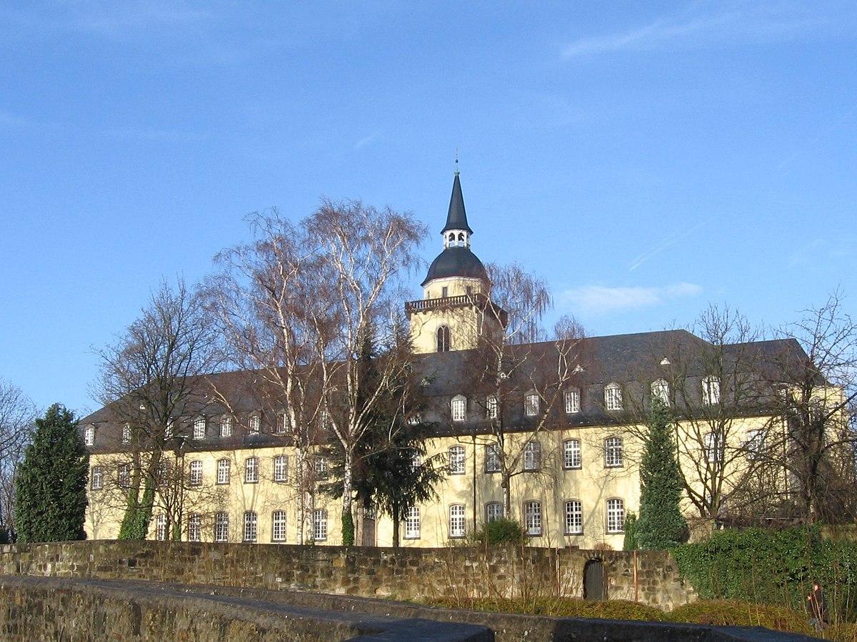 Liste Der Kirchen Und Kapellen In Siegburg Wikipedia