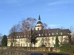 Abtei michaelsberg 2005 12 25
