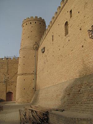 Shush Castle - Image: Acropolis Of Susa